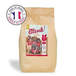 Croquettes françaises pour chiens - Recette poulet - 2.5kg