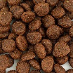 Croquettes dinde riche en chevreuil pour chien - Sans céréales
