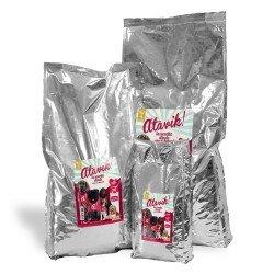 Croquettes dinde riche en chevreuil pour chiens disponibles en 3 conditionnements