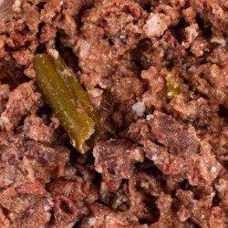 Aliment humide pour chien -Agneau au jambon italien