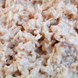 L'Epique Assiette pour chats - Emincés de poulet aux crevettes - Alimentation premium