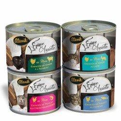 4 saveurs - Epique Assiette pour chats - Atavik