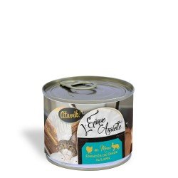 Alimentation premium pour chat - Epique Assiette - Emincés de dinde au lapin