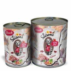 Pâtée pour chien - 4 Saisons Automne - disponible en 2 conditionnements