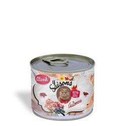 Pâtée pour chat - 4 Saisons Automne - 200g