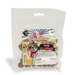 Friandises naturelles et sans céréales pour chien - Lèche Babines Boeuf