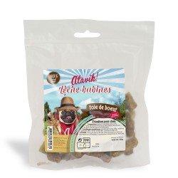 Friandises saines pour chien - Lèche-babines - Foie de boeuf