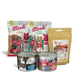 Pack découverte pour chien - Atavik