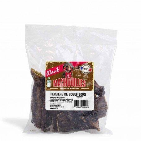 Herbière de boeuf pour chien - Friandises Atavik
