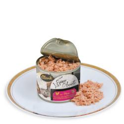 Pâtée premium pour chat - Epique Assiette poulet crevettes - Atavik