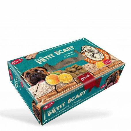Biscuit pour chien au canard et à l'orange - Petit Ecart