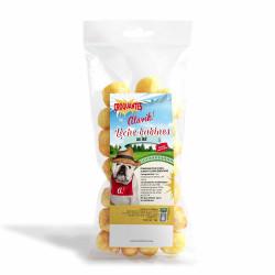 Friandises pour chien - Os de fromage soufflés